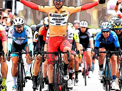 """Ecco la rivincita di Manuel Belletti sul traguardo di Palermo – 2a tappa de """"Il Giro di Sicilia"""""""
