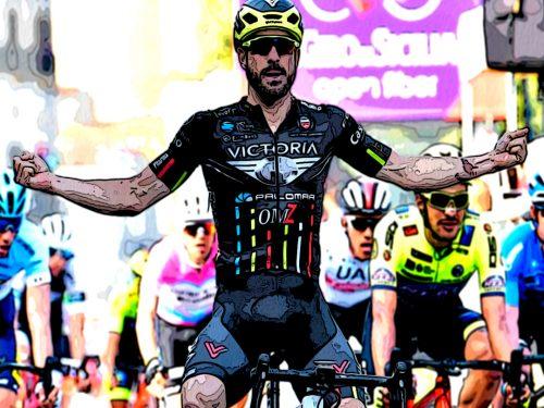 Riccardo Stacchiotti mette il sigillo sulla tappa inaugurale de Il Giro di Sicilia