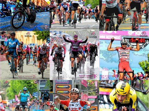 Giro d'Italia 2019 parte 1